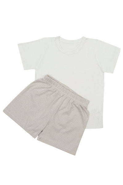 Superfine Merino / Cotton Summer Pyjamas