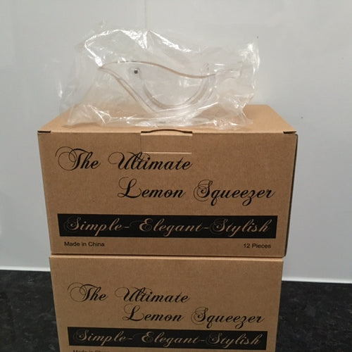 Two Dozen Lemon Squeezers (Free delivery in Australia)