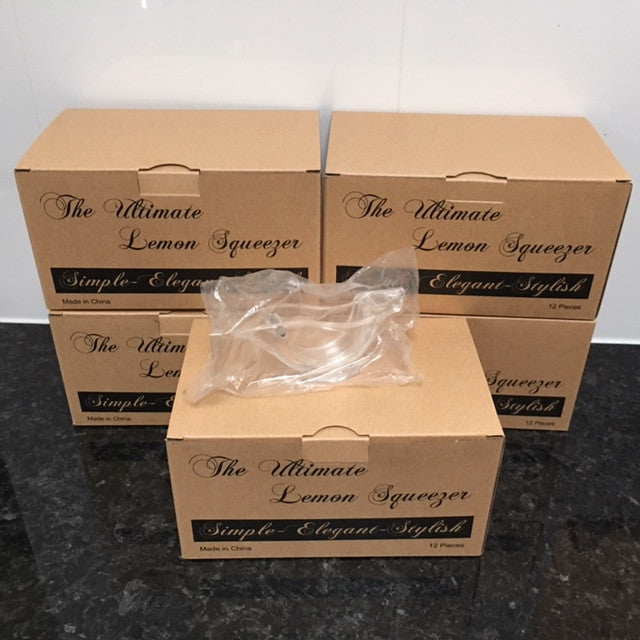 Five Dozen Lemon Squeezers (Free delivery in Australia)