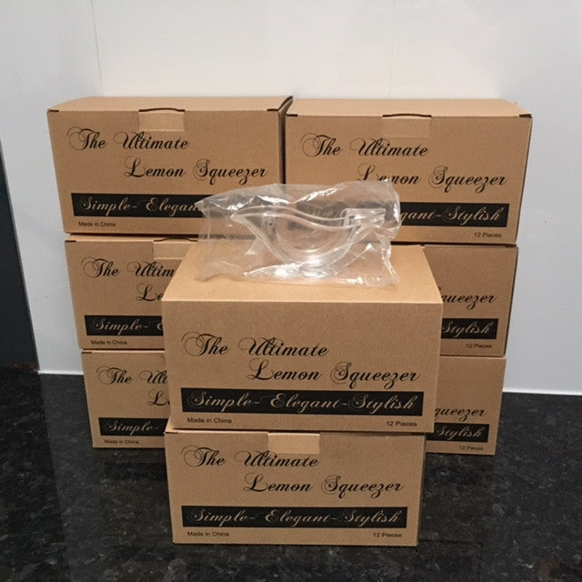 Eight Dozen Lemon Squeezers (Free delivery in Australia)