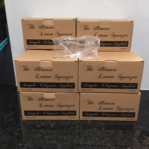Ten Dozen Lemon Squeezers (Free delivery in Australia)