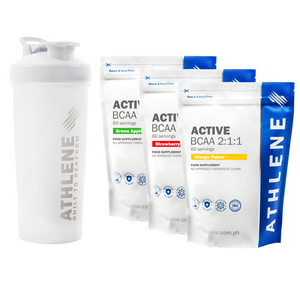 ACTIVE BCAA Bundle 60 servings