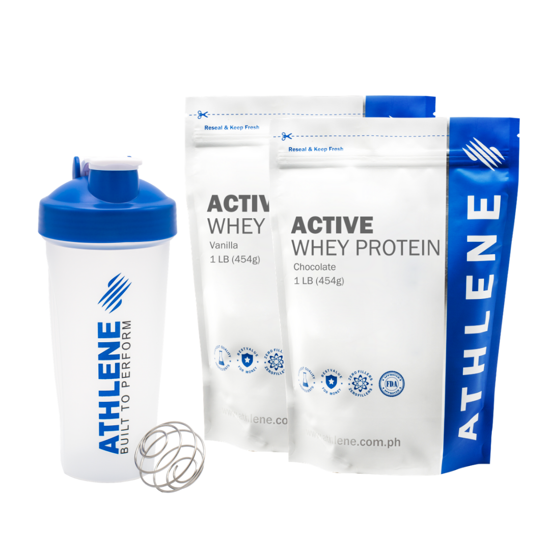 ACTIVE Whey Protein Starter Pack