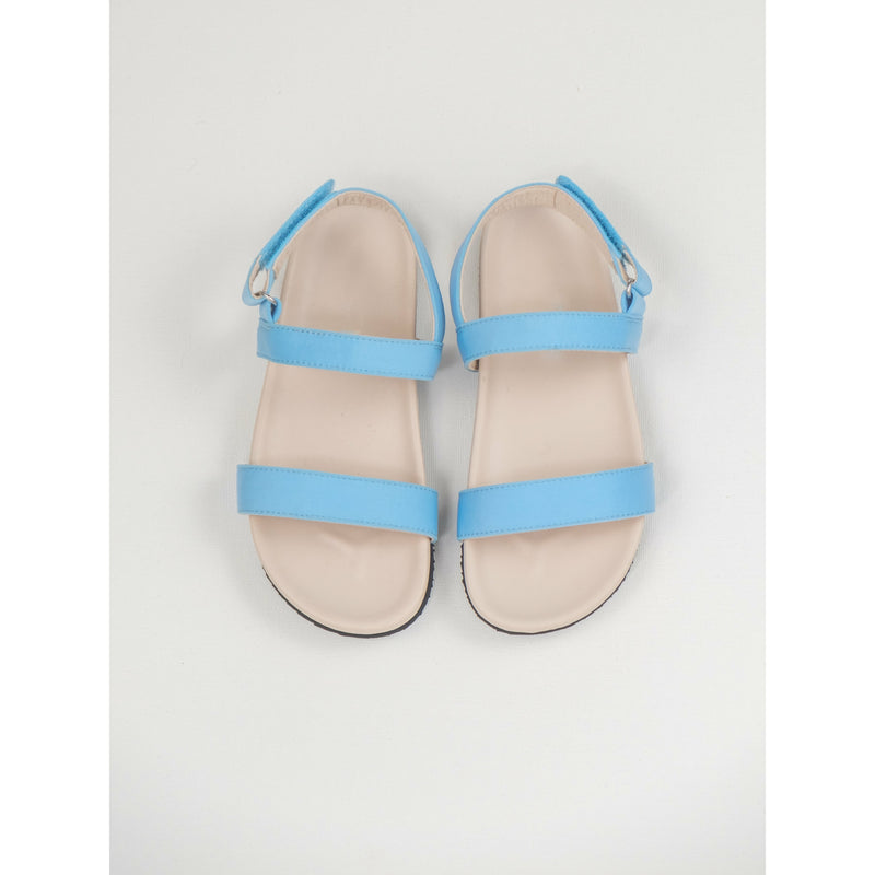 Dotti Shop x nonos sandals Spring 2020 in cotton candy blue