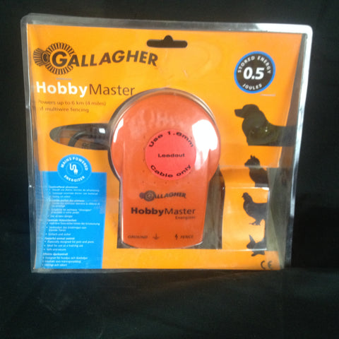 Gallagher Hobby Master