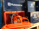 Chainsaw Husqvarna 236 e series 14inc Free Case