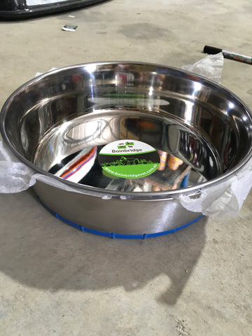 Bainbridge Dog bowl