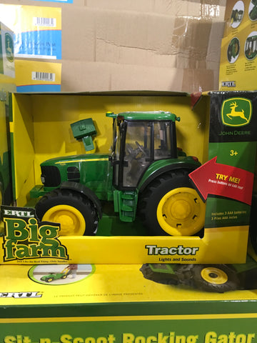 JD Big Farm Tractor