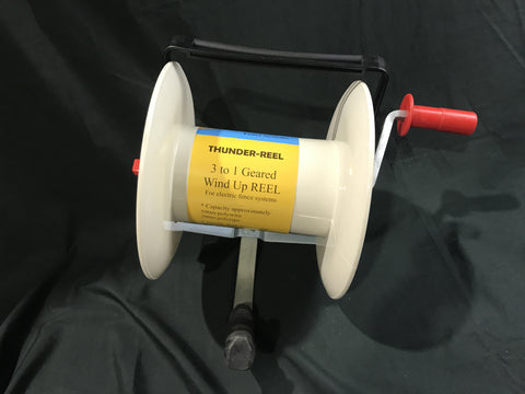 Thunderbird Geared Wind Up Reel