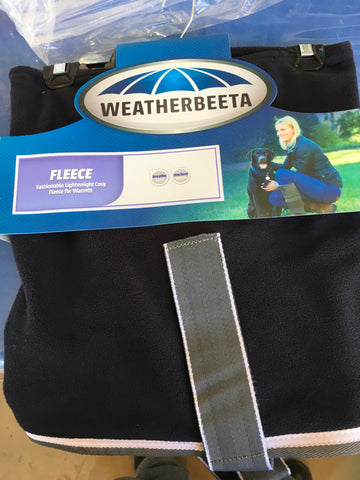 Weatherbeeta Dog Coats 75cm Fleece (570511)