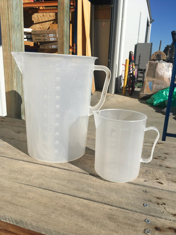 1Litre Jug (5 Litre also available)