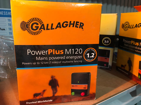 Gallagher M120