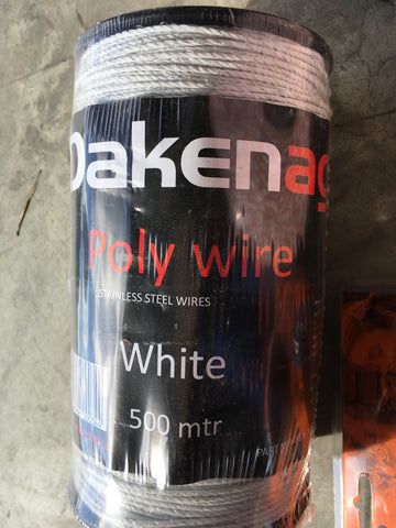 DakenAG poly wire 500m