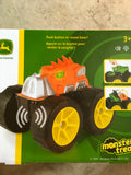 John Deere monster treads monster flippers