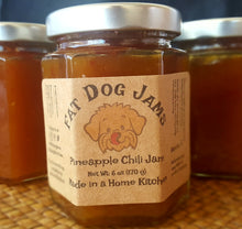 Pineapple Chili Jam