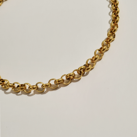 Elliot Hoops - Gold