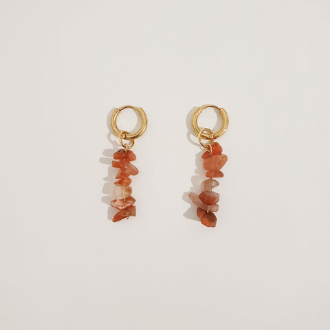 Marlin Earrings - Gold