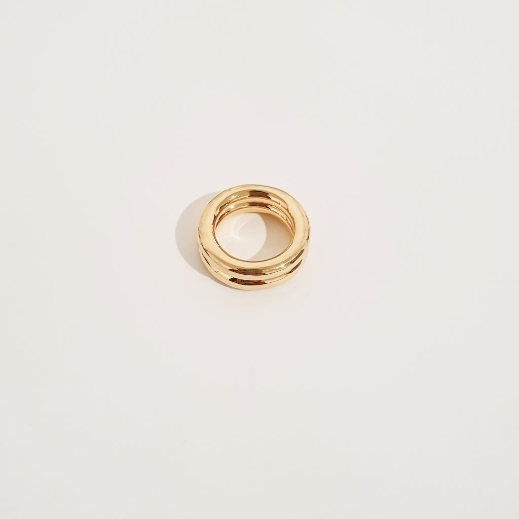 Gabby Ring - Gold