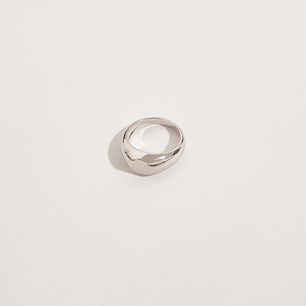 Florence Ring - Silver