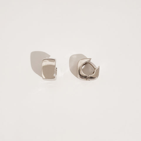Frida Earrings - Clear
