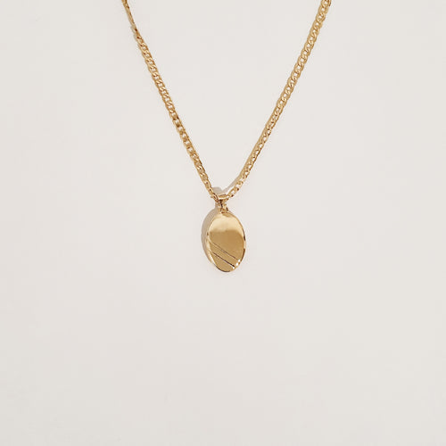 Bella Necklace - Gold