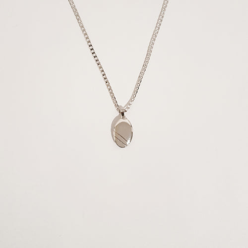 Bella Necklace - Silver