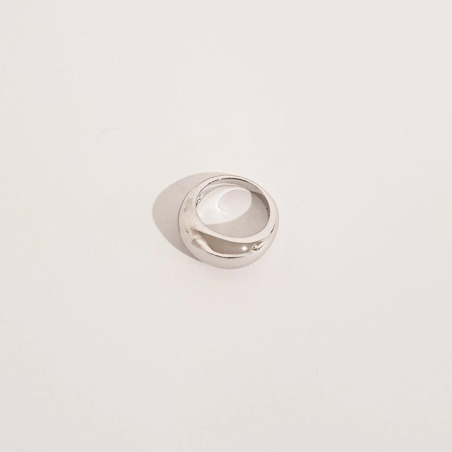 A. Signet Ring - Silver
