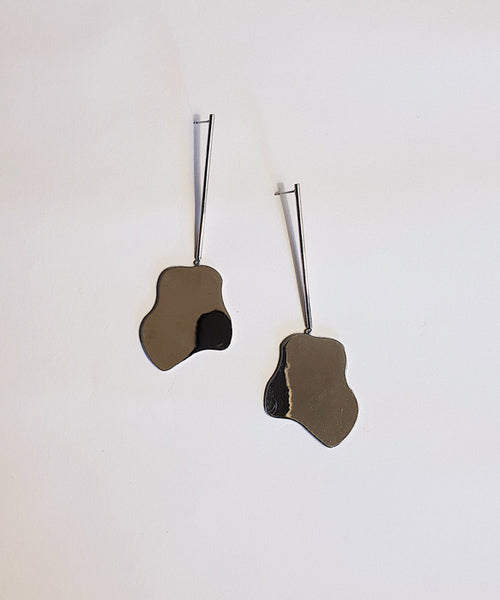 Harper Earrings - Silver