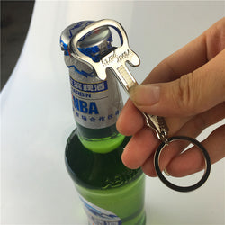 Zinc Alloy Guitar Shaped Bottle Opener