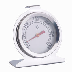 Stainless Steel Dial ~ Oven Kitchen Thermometer ~Temperature Gauge
