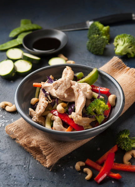 Chicken & Cashew Nut Stir-fry