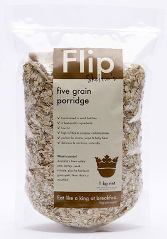 Five-Grain Porridge