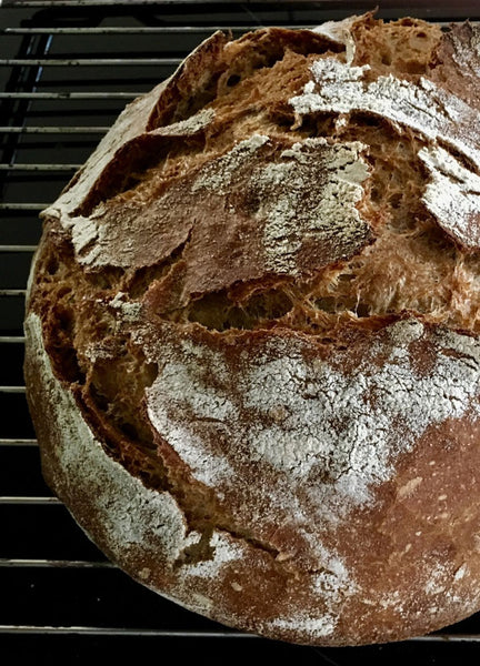 Simple Artisan Bread Masterclass<br>12th August @ 3.30pm