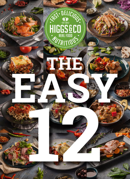 $100 Easy 12 - 12 MEALS - CHEF'S SELECTION