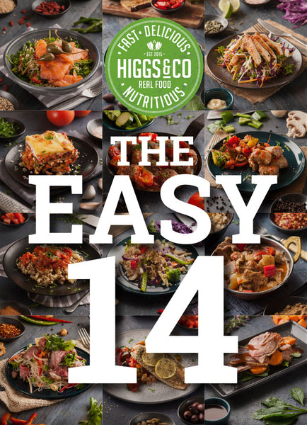 The Easy 14<br>14 MEALS - CHEF'S SELECTION