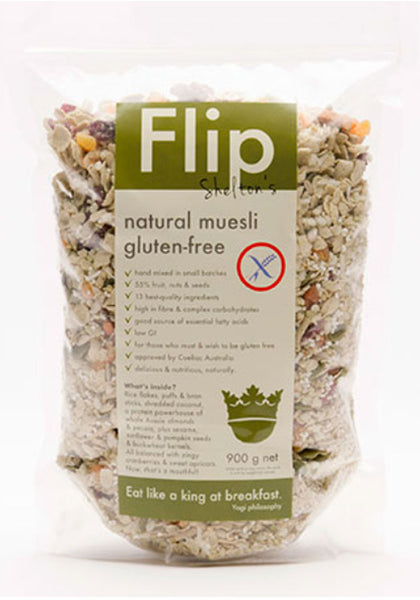 Gluten-free Fruit, Nuts & Seeds Natural Muesli