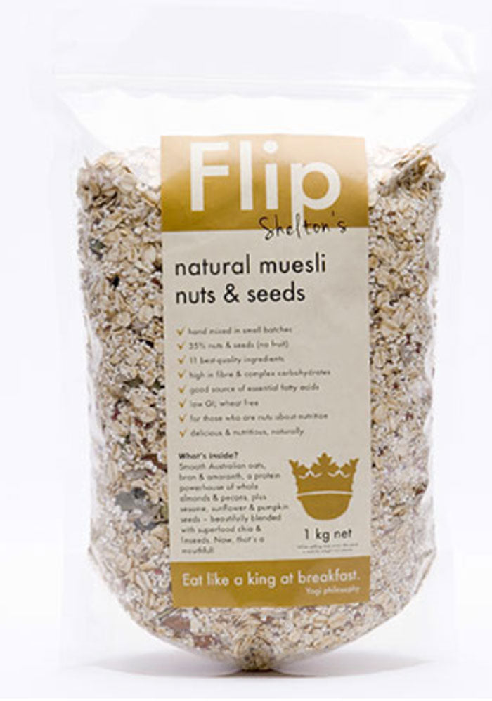 Nuts and Seeds Muesli