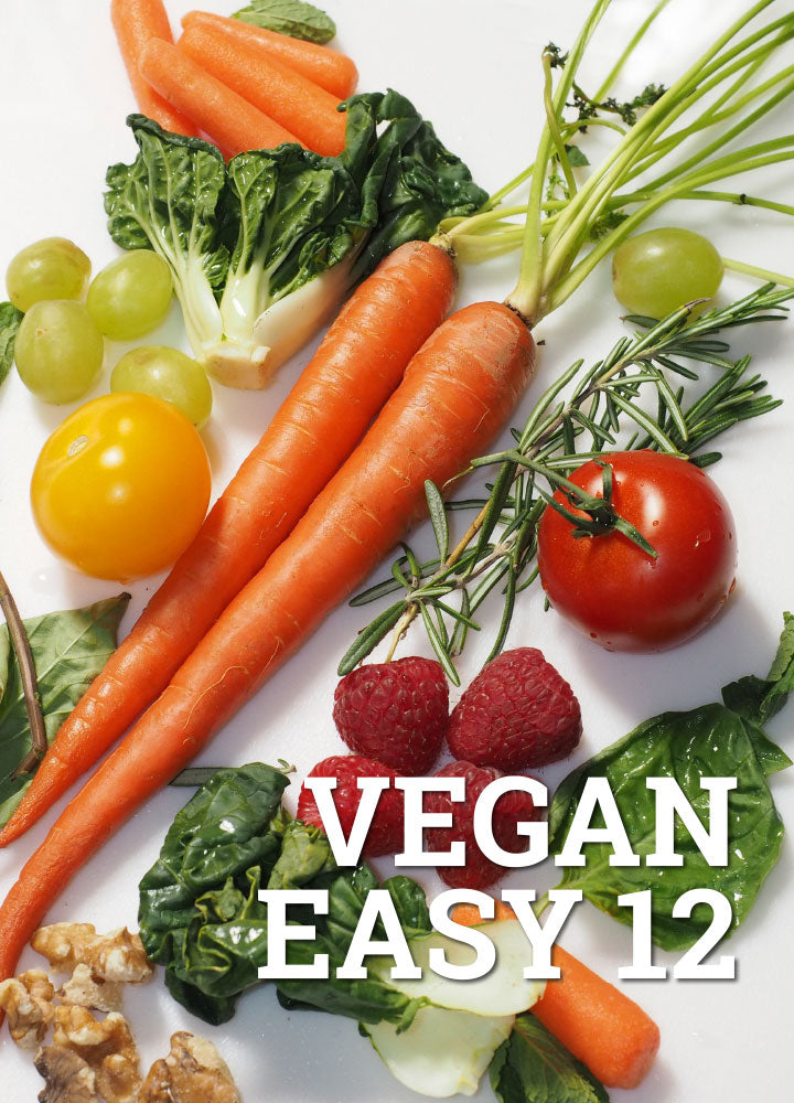 VEGAN EASY 12