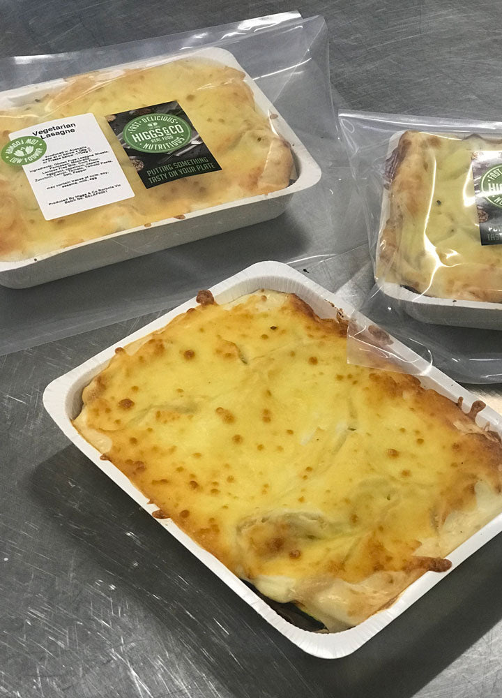 Vegetable Lasagne Family Pack