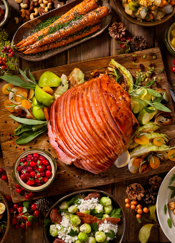 Christmas Feast Masterclass<br>12.30pm Saturday 7th December