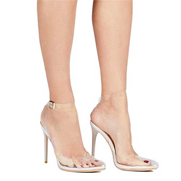 Fashion Sexy Party Wedding Thin High Heels Sandals