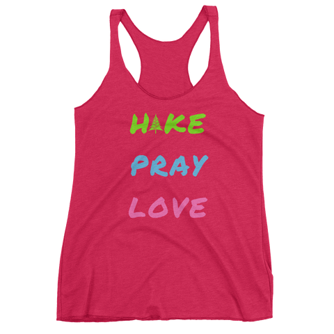 Women's 'Hike Pray Love' Tank Top