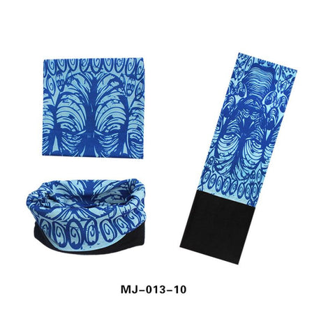 Blue Outdoor Head band/Bandana