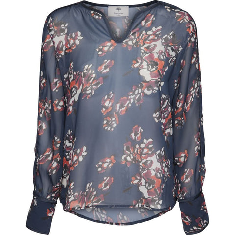 Libby blouse - Navy