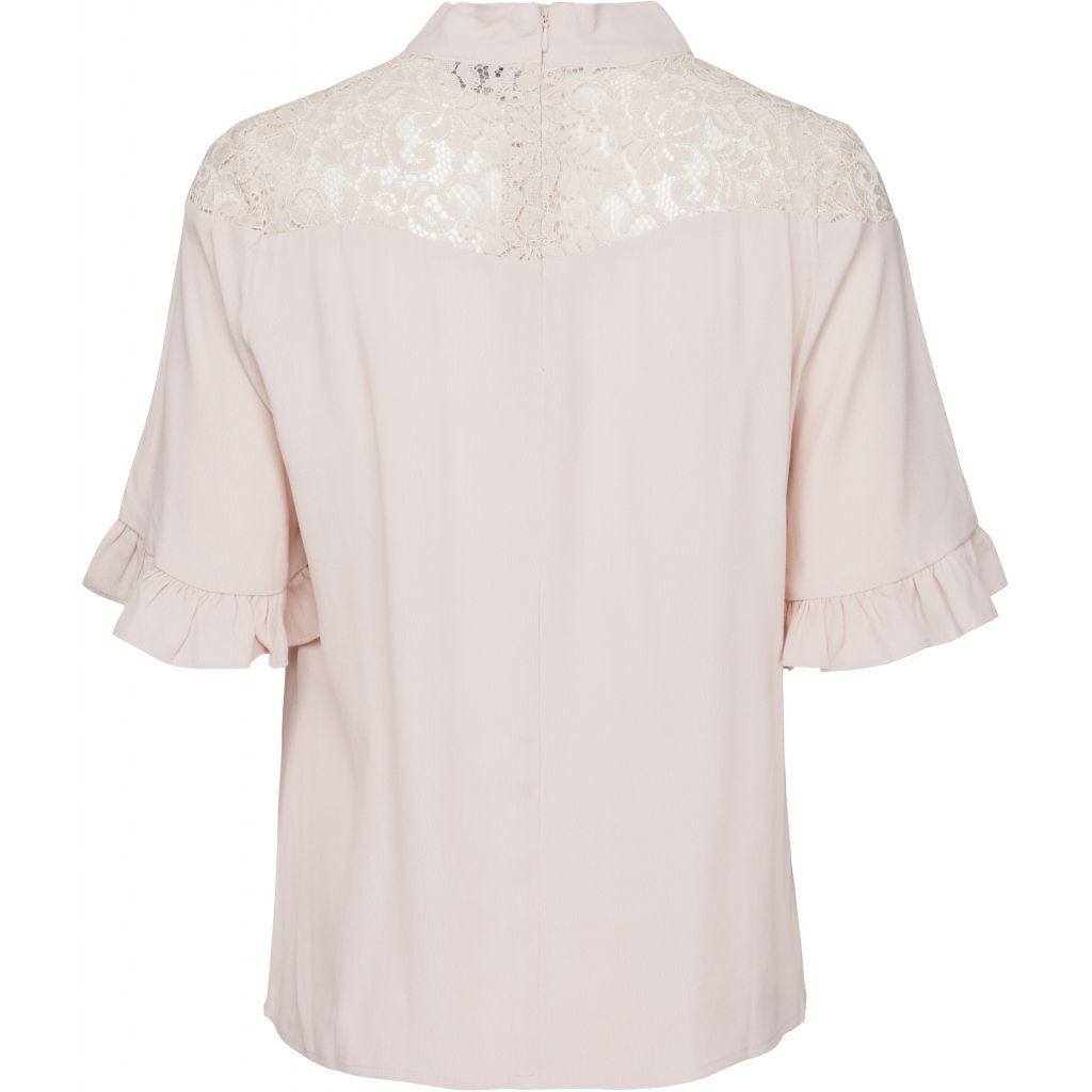 Lydia blouse - Rose dust