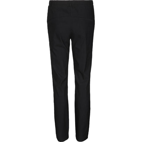 Bella pant straight - Black