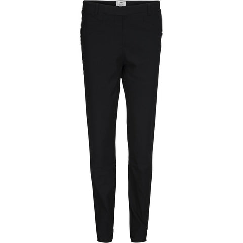 Bella pant slim fit - Black