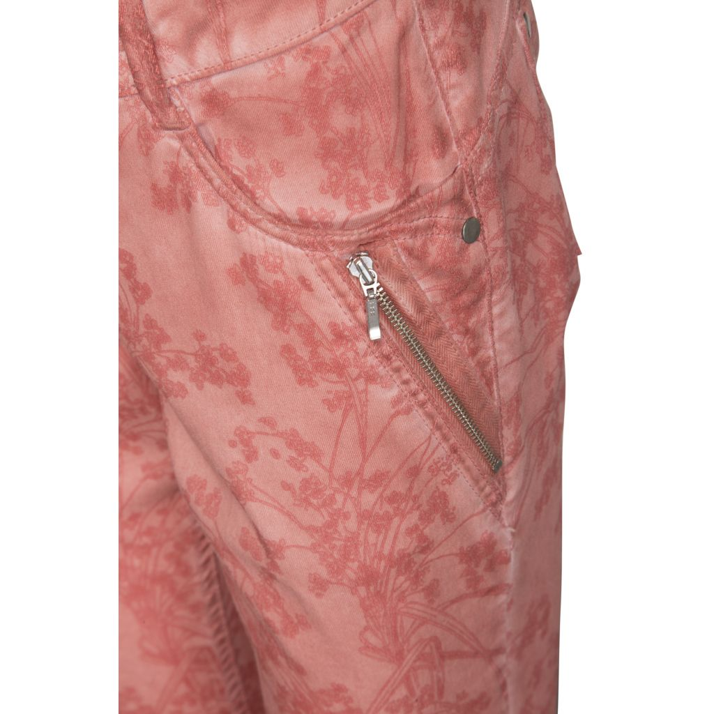 Annelie pant slim - Rose blush