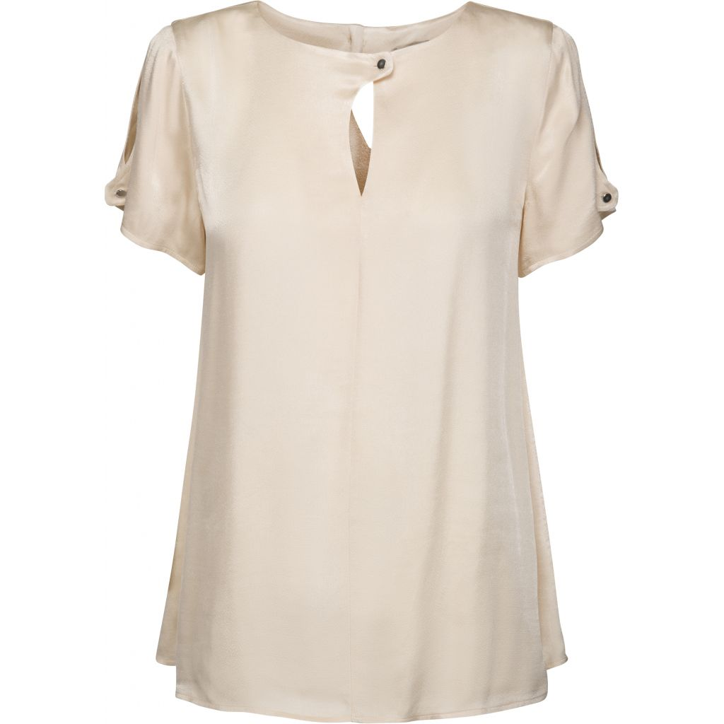 Jasmin blouse - Champagne