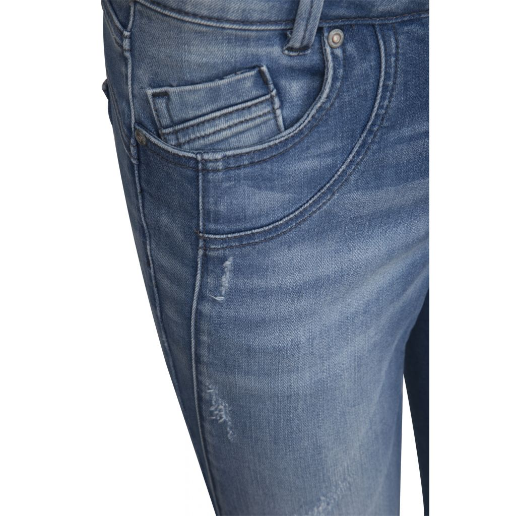 Florence jeans, slim - Denim